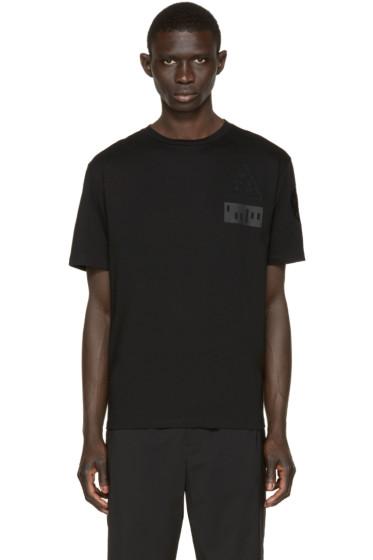 Alexander Wang - Black Etching Scanner T-Shirt