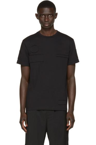 Alexander Wang - Black Patch T-Shirt