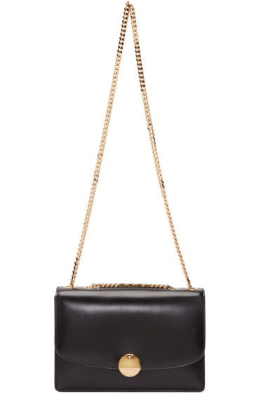 Marc Jacobs - Black Leather Trouble II Bag