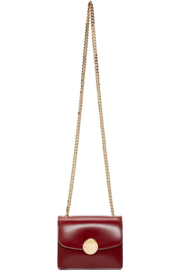 Marc Jacobs - Red Mini Trouble Shoulder Bag