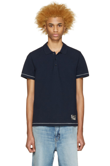 Marc Jacobs - Navy Cotton Polo