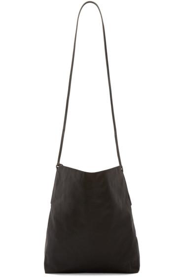 Rick Owens - Grey Big Adri Shoulder Bag