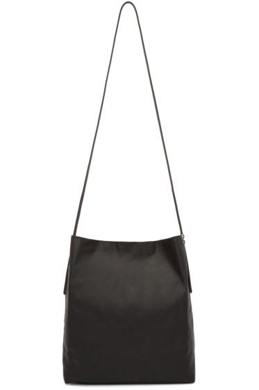 Rick Owens - Black Big Adri Shoulder Bag