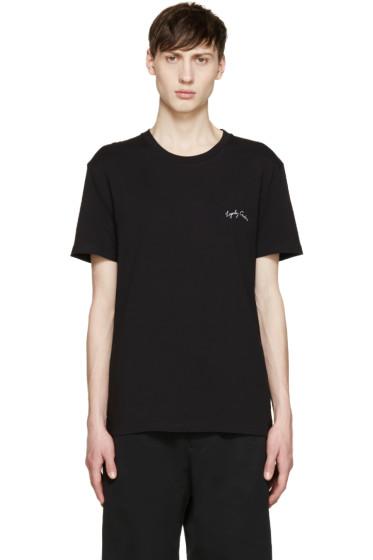 Alexander McQueen - Black Legendary Creature T-Shirt