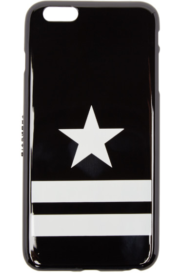 Givenchy - Black Stars & Stripes iPhone 6+ Case