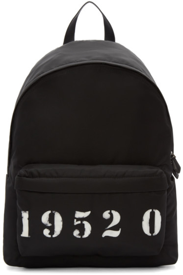 Givenchy - Balck Nylon 19520 Backpack