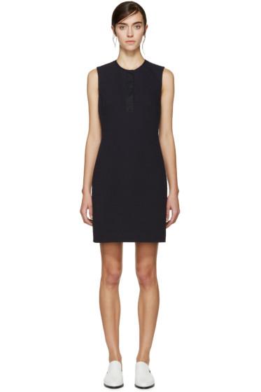 3.1 Phillip Lim - Navy Sleeveless Knit Dress