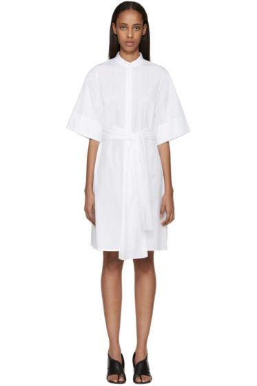 3.1 Phillip Lim - White Poplin Dress