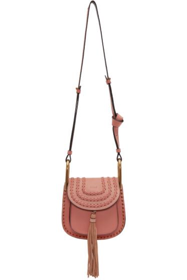 Chloé - Pink Mini Hudson Bag