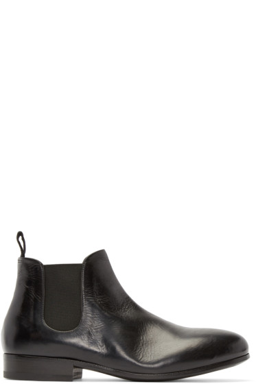Marsèll - Black Sasso Leggero Chelsea Boots