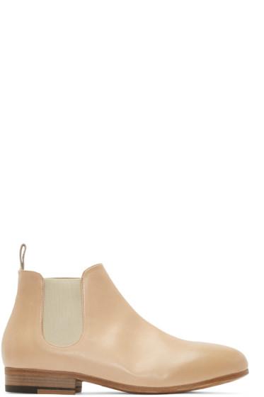 Marsèll - Tan Sasso Leggero Chelsea Boots