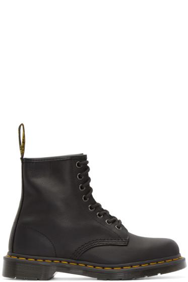 Dr. Martens - Black Eight-Eye 1460 Boots