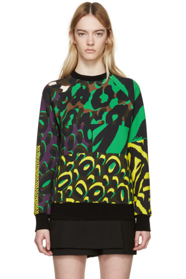 Versace - Multicolor Wild Pullover