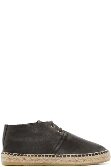 Robert Clergerie - Black Leather Eloise Shoes