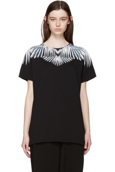 Marcelo Burlon County of Milan - Black Tijuana T-Shirt
