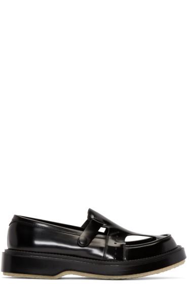 Adieu - Black Type 56C Shoes