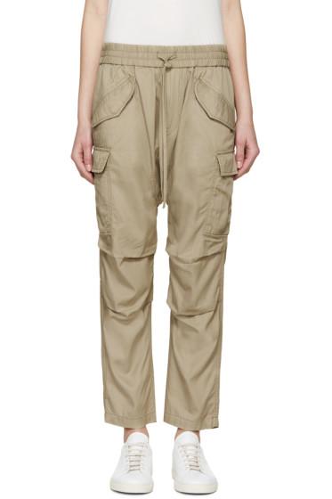 NLST - Khaki Cargo Pants