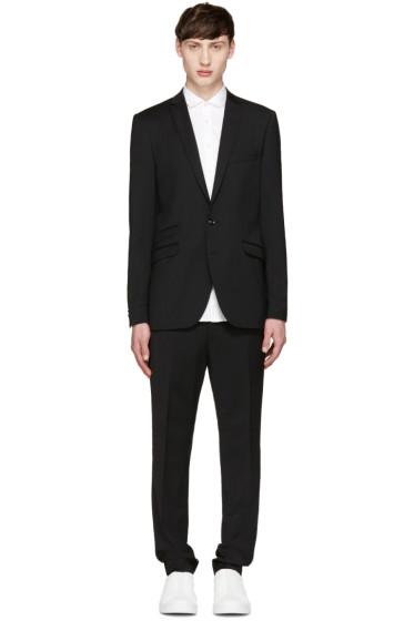 Tiger of Sweden - Black Nedvin Suit