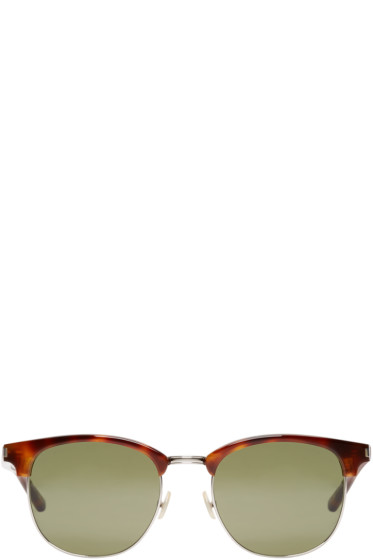 Saint Laurent - Tortoiseshell SL 108 Sunglasses