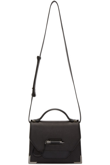Mackage - Black Leather Keeley Bag