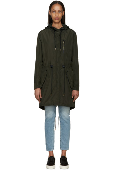 Mackage - Green Norma Rain Coat