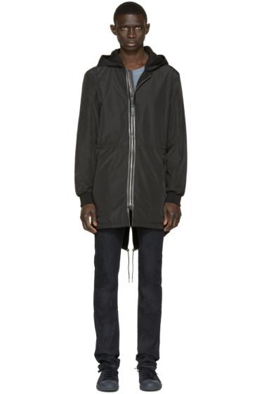 Mackage - Black Yigal Rain Coat