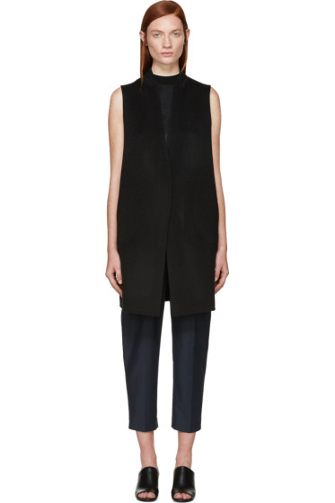 Rag & Bone - Black & Navy Reversible Singer Vest