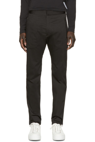 Rag & Bone - Black Zander Trousers