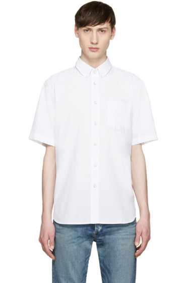 Rag & Bone - White Standard Issue Shirt