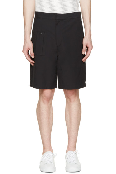 Rag & Bone - Black Corbin Cargo Shorts