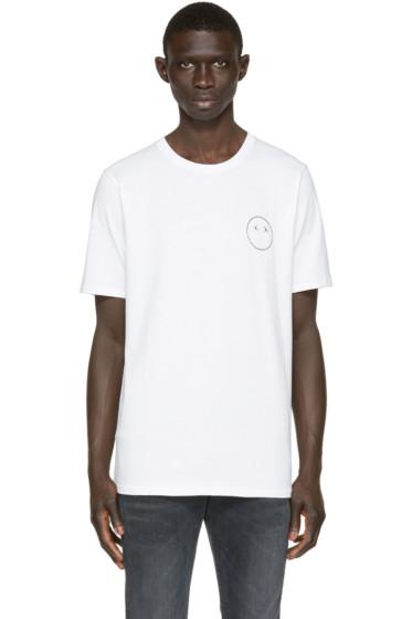 Rag & Bone - White Sour Face T-Shirt