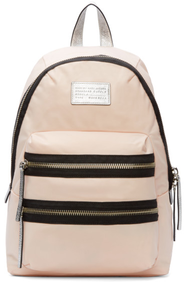 Marc by Marc Jacobs - Pink Domo Arigato Packrat Backpack