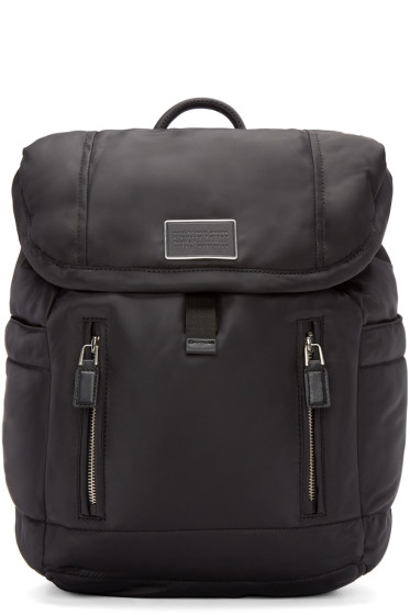 Marc by Marc Jacobs - Black Nylon Palma Backpack