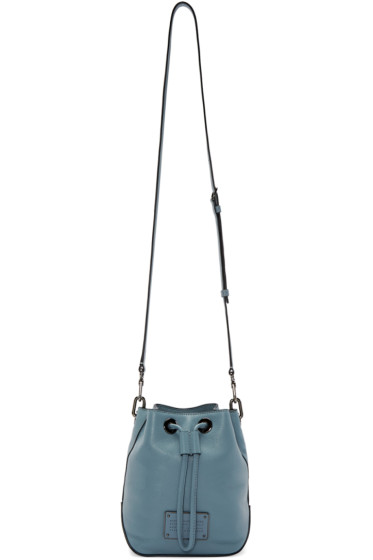 Marc by Marc Jacobs - Blue New Too Hot To Handle Bucket Bag