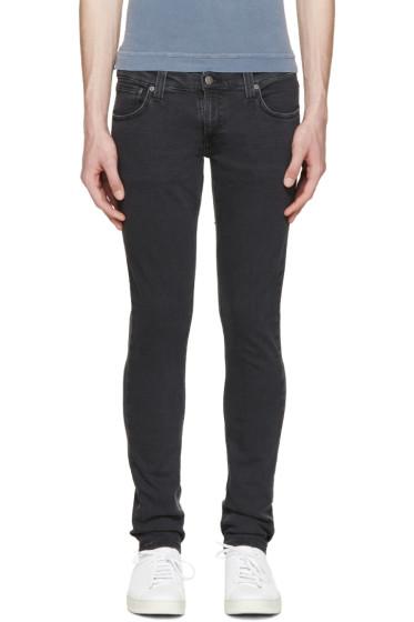 Nudie Jeans - Grey Long John Jeans