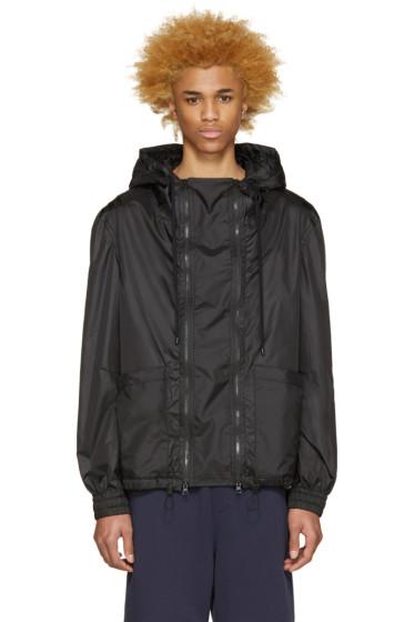 Public School - Black Aratus Windbreaker Jacket