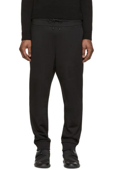 Public School - Black Slim Lounge Pants