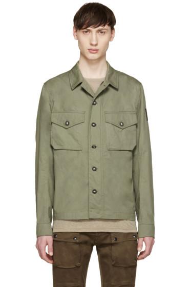 Belstaff - Green Sampson Shirt Jacket