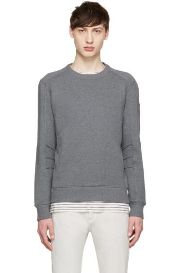 Belstaff - Grey New Chanton Modern Sweatshirt