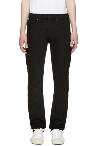 Levi's - Black Slim 511 Jeans