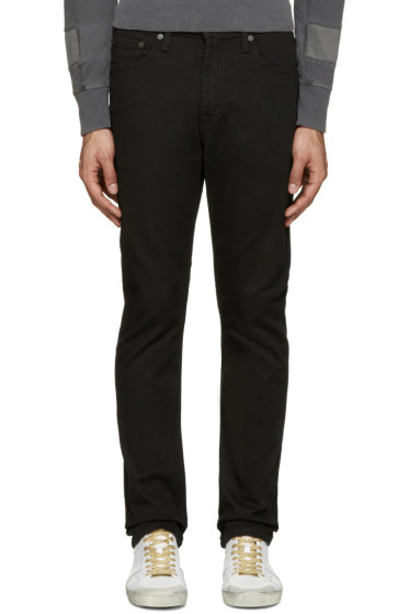 Levi's - Black Skinny 510 Jeans