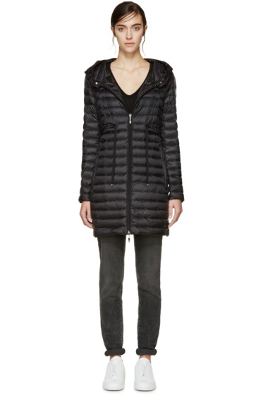 Moncler - Black Down Barbel Jacket