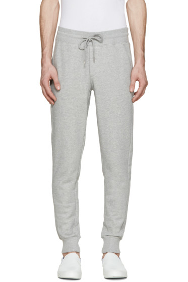 Moncler - Grey French Terry Lounge Pants
