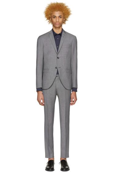 Tiger of Sweden - Grey Houndstooth Jil Suit
