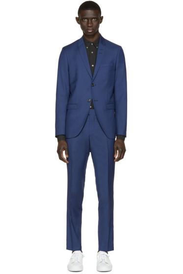 Tiger of Sweden - Blue Evert Suit