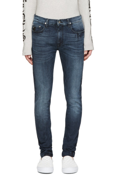 April77 - Indigo Joey Dark Craft Jeans