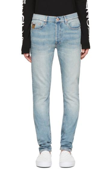 April77 - Blue Dictator Epic 70 One Jeans