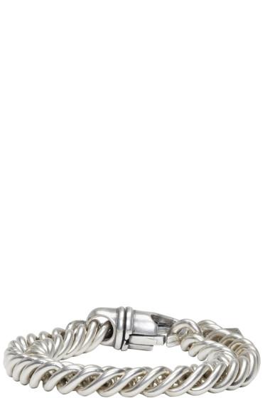 Goti - Silver Chain Bracelet