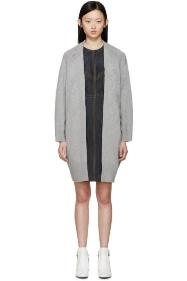 Acne Studios - Grey Wool Sonya Cardigan