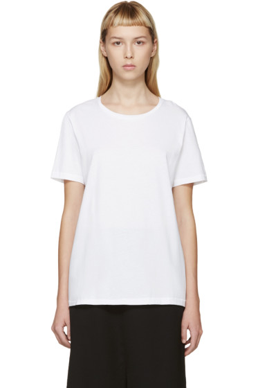 Acne Studios - White Vista T-Shirt